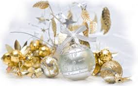 silver and gold christmas wallpaper. Interesting Silver 3840 X 2400 And Silver Gold Christmas Wallpaper