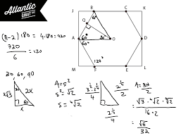 gmat sample questions strategies atlantic gmat gmat sample question geometry solution diagram