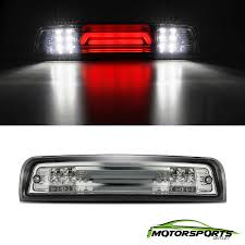 Dodge Ram Security Light Stays On Details About For 2009 2018 Dodge Ram Cargo Pickup Smoke 3d Led Third Brake Tail Light Lamp