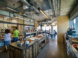 office facebook. The Area Combines Workstations With Fun Play Recreation And Lounge Areas At Its Heart An Open Kitchen Inviting Office Team Interaction Over A Facebook
