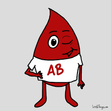 if your blood type is ab
