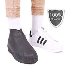 ARUNNERS Rain Shoe Covers Waterproof Boots ... - Amazon.com