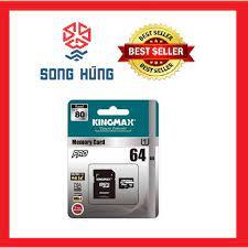 Thẻ nhớ Kingmax 32GB/ 64GB Micro SD Class 10