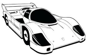Race Car Printable Coloring Pages Printable Race Car Coloring Pages