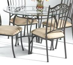 round glass dining table set for 4 glass top kitchen table round glass dining table set