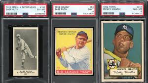 To determine the current market value of your items, we utilize information such as past auction sales from ebay and auction houses and published market guides. Baseball Cards Memorabilia Could Fetch Over 20m At Auction