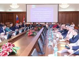Председатель Контрольно счетной палаты Новосибирской области Е А  В Законодательном Собрании Новосибирской области 9 июня 2017 года состоялись публичные слушания по отчету об исполнении областного бюджета Новосибирской