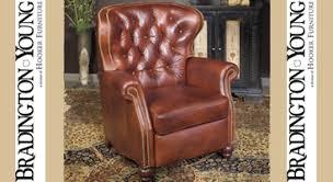 Bradington Young Leather Furniture at LeatherShoppes