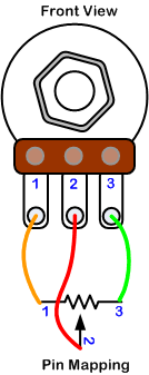 potentiometer wiring diagram images potentiometer wiring diagram on 6 pin wiring diagram for joystick also
