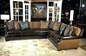 leather sofa with chairs brown fabric mixing vs furniture outstanding dogs an
