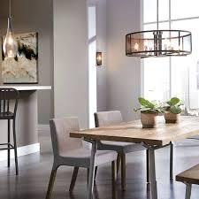 over dining table lighting. Rectangular Dining Room Lighting. Lighting Fixtures Ideas Drum Black Stainless Steel Floor Lamp Over Table