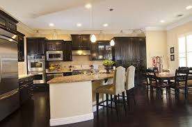 Kitchen Floor Design Ideas Simple 48 Kitchens With Dark Wood Floors Pictures Inspiring Ideas 48