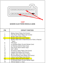 ford expedition 2001 battery drain fuse 15 Remove Relay From Fuse Box 1998 Ford Expedition Remove Relay From Fuse Box 1998 Ford Expedition #46 Ford Expedition Fuse Diagram