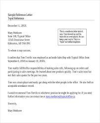 Citizenship Recommendation Letter Sample 6 Good Moral