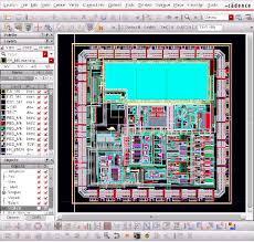 analog circuit design ic layout designer