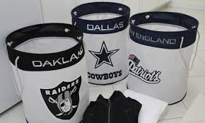 Laundry Bag 33 Groupon On To Goods Nfl Canvas Up Off