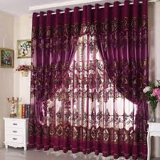 Purple Curtains For Bedroom Purple Curtains For Living Room