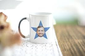 the office mug. The Office Mugs Your Face Star Mug Officeworks