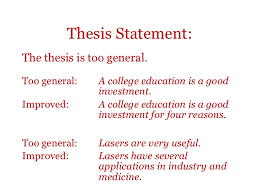 Thesis Statement For Education Essay Education Essay Thesis Education Essay