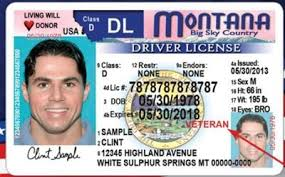 Veterans amp; Missoulian Have On Designation Driver's License com State Special Montana Can Regional