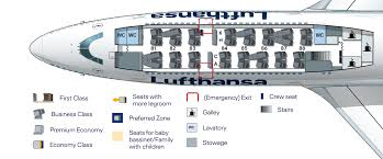 747 8 Intercontinental Seating Chart Boeing 747 8