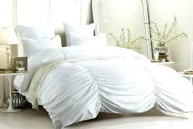 full image for white ruched duvet cover canada white ruched duvet cover target ruched white duvet