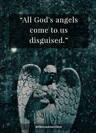 Top 60 Guardian Angel Quotes and Images | The Random Vibez