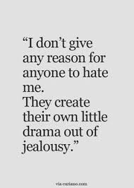 Jealousy Quotes on Pinterest | Fake Smile Quotes, Hater Quotes and ...