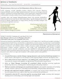 Merchandising Resume 20 Visual Merchandiser Resumes Resume Template Online