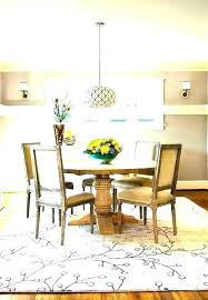 pictures of dining room area rugs round dining table rug rug under area rug for dining