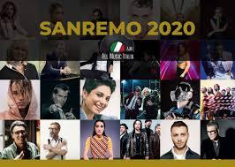 Sanremo 2020 testi tra amore, sociale e Junior Cally critica ...