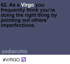 Zodiacchic Compatibility Chart 62 As A Virgo You Frequently Think Youre Doing The Right