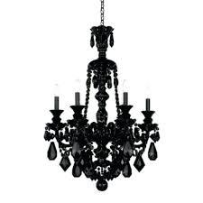 chandeliers schonbek 5705bk hamilton 6 light 33 black crystal chandelier kathy ireland devon antique white