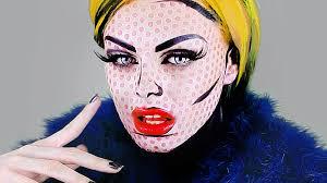 pop art transformation andy warhol roy lichtenstein ic book tutorial joseph harwood you
