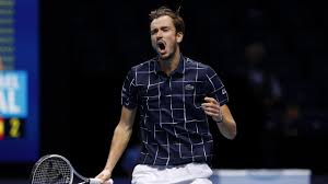 Daniil Medvedev qualified for the final after his victory against Rafael  Nadal (3-6, 7-6, 6-3)