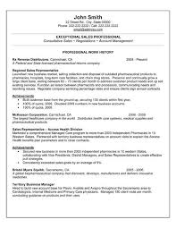 Sample Professional Resume Templates 59 Best Best Sales Resume Templates  Samples Images On Pinterest Templates