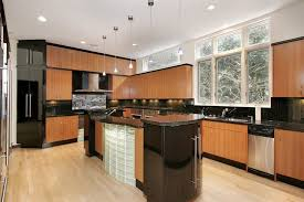 53 Fantastic Kitchens with Black Appliances PICTURES