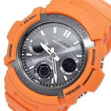 pochitto rakuten global market watches mens casio g shock solar watches mens casio g shock solar radio watch awg m100mr 4a orange