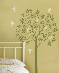 astonishing tree stencil for wall painting 48 for your furniture tree stencils design
