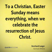 Christian Easter Quotes Gorgeous Bernhard Langer Quotes QuoteHD