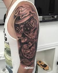 клоун значение татуировок в томске Rustattooru