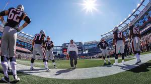 Patriots Pre Free Agency Depth Chart Shows Biggest Areas Of