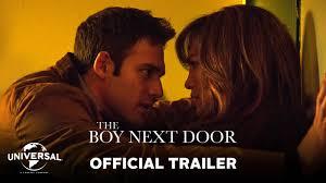 The Boy Next Door Official Trailer HD YouTube