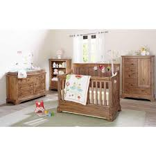 rustic crib furniture. Bertini Pembrooke 4-in-1 Convertible Crib - Natural Rustic Babies \ Furniture