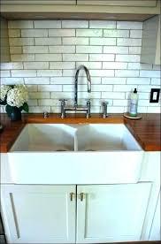 ikea farmhouse sink domsjo farmhouse sink single bowl kitchen rooms ideas wonderful double farmhouse sink full