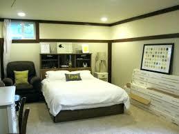 Amusing Basement Bedroom Decorating Ideas Profire Classy Decorating A Basement Bedroom
