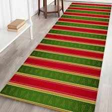 soft flannel rug mat anti slip xmas pattern area rubber backing small carpet for bathroom kitchen decoration shaw rug carpet showrooms
