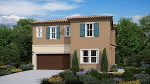 CalAtlantic Homes Residence Three Italian of the Tribute II at Mountain  House community in Mountain House