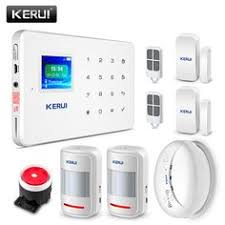 High quality <b>Solar</b> Spot <b>Alarm</b> System kit 433MHz Wireless outdoor ...