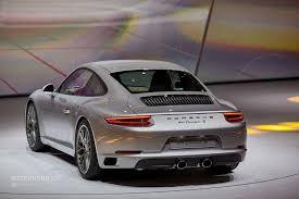porsche new car release2017 Porsche 911 Release Date Facelift Interior Images Review